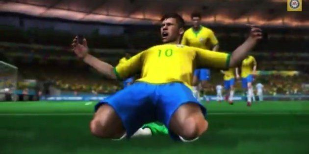Copa do Mundo: com destaque para Neymar, EA Sports divulga trailer do game oficial Fifa 2014 World Cup