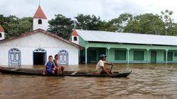 Você precisa saber: inundações colocaram a cidade Porto Velho em estado de calamidade