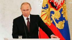 Em discurso provocador, Putin diz que a Crimeia foi roubada da