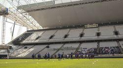 Primeiro jogo do Corinthians no Brasileirão será em casa. Com estádio