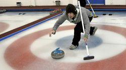 Brasil estará no mundial de curling. Sim,