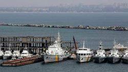 Ucrânia perde base naval e vários portos na
