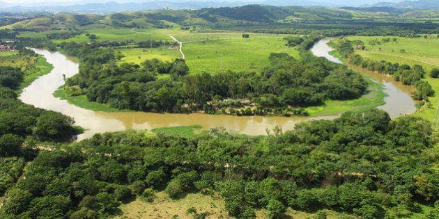 Cabral e Alckmin já divergem sobre as águas do Rio Paraíba do