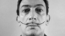 O estranho mundo de Salvador Dalí no