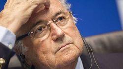 Blatter se cala sobre denúncias da Copa de