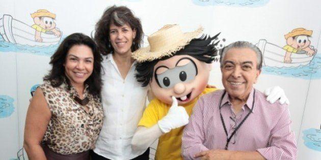 WWF-Brasil, Maurício de Sousa e Chico Bento juntos pela proteção das nascentes do