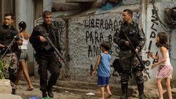 Comando especial do Rio de Janeiro ocupa favelas na zona