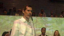 PV oficializa candidatura de Eduardo Jorge à