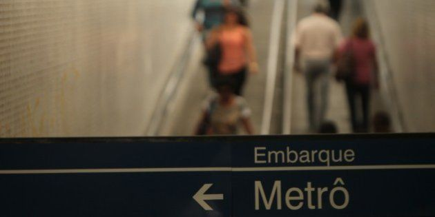 Metrô de São Paulo tem uma falha grave a cada 3