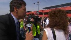ASSISTA: repórter confunde entrevistada com Donna Summer... Morta há dois