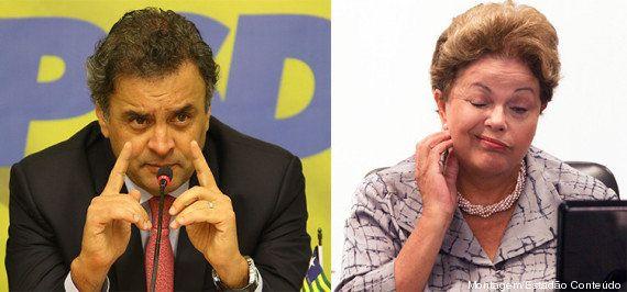 Aécio Neves sobe o tom contra Dilma, fala em PTrobras e vai ser força central na criação de