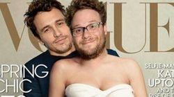 James Franco e Seth Rogen atacam novamente contra o casal