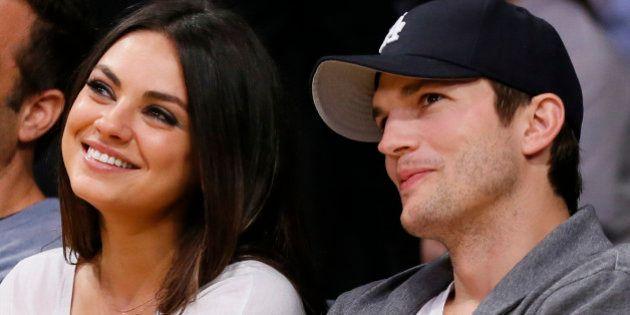 Mila Kunis grávida: atriz e ator Ashton Kutcher esperam o primeiro