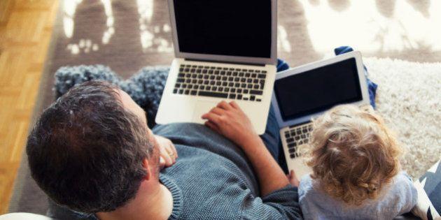 Pais entram nas mídias sociais para conversar com os