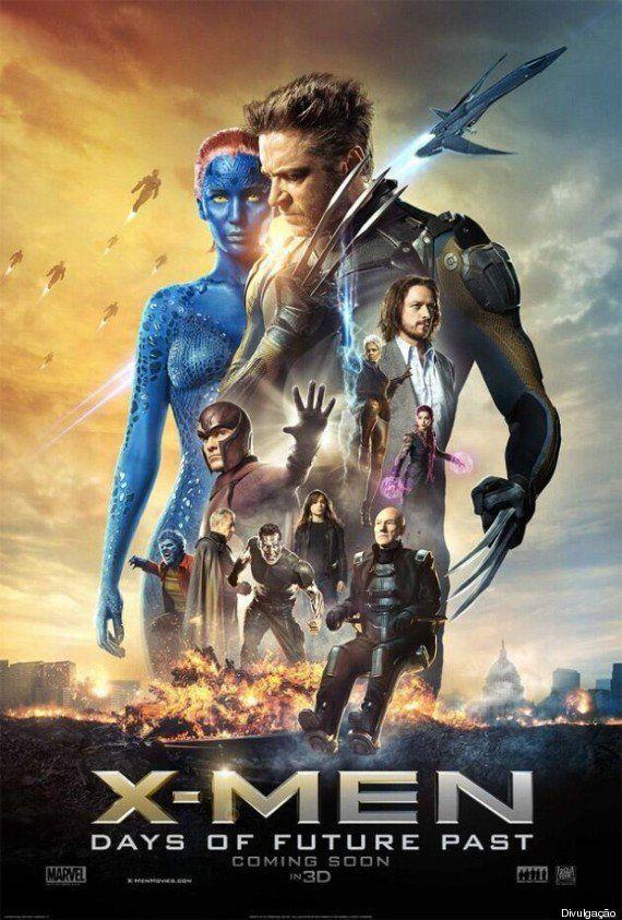 X-Men - Dias de um Futuro Esquecido: novo trailer e novo poster vieram pra explodir sua