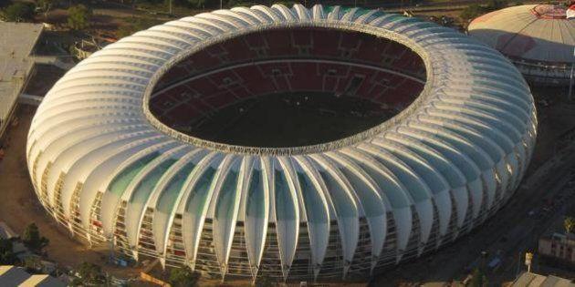 Sob ameaça: Porto Alegre pode ficar fora da Copa do