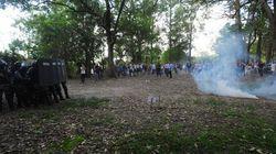 Reitoria da UFSC repudia violência, 'truculência' e 'intransigência' da Polícia