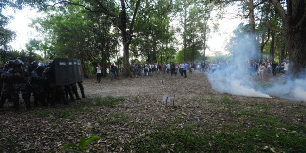 Maconha na UFSC: reitoria repudia violência, 'truculência e intransigência' da