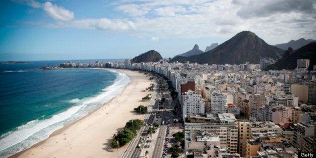Repórter estrangeiro vem conhecer o Rio – e é
