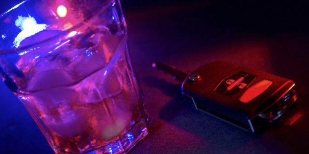 Um terço dos homens admite ter dirigido sob efeito do álcool