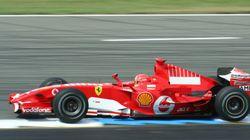 Médico da Fórmula 1 vê Schumacher