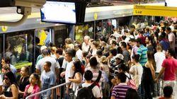 Encoxada no metrô: travesti é presa por molestar homem na estação Sé, em São