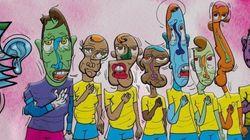 Ajude a criar o maior grafite a céu aberto do mundo na Zona Leste de São