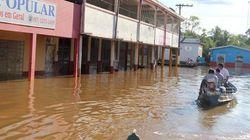Rio Madeira segue subindo e causando mais problemas no