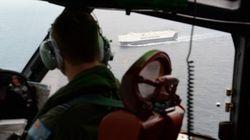 Avião desaparecido: vários navios chegam ao local das