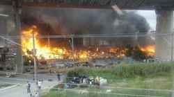 Incêndio em São Paulo: favela na Penha, Zona Leste, é destruída pelas