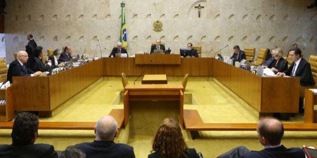 STF decide por proibir doação de empresas nas