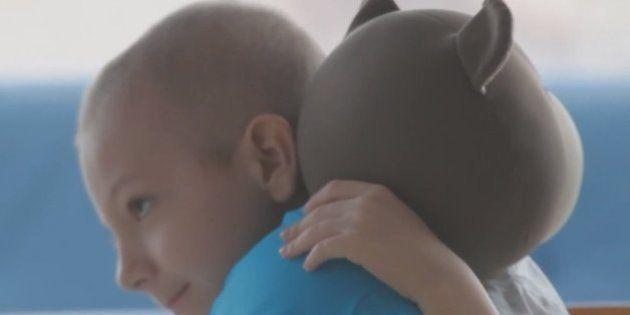 Hospital oncológico desenvolve brinquedo que irá emocionar