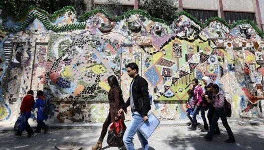 Em meio à destruição, sírios batem recorde mundial com a