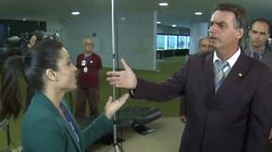 Este vídeo mostra como a imprensa é tratada por defensores da ditadura como Jair