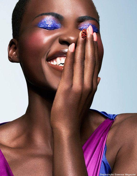 Lupita Nyong'o é o novo rosto – e musa – da Lancôme (Nossa