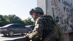 Forças Armadas ocupam Complexo da