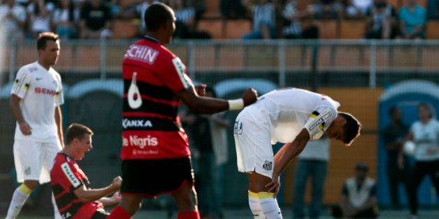 Ituano bate Santos e sai em vantagem em SP; clássicos no RJ e MG ficam