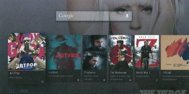 Google prepara Android TV; veja como ela deverá