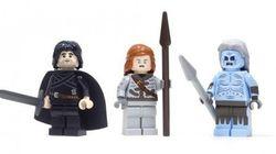 Game Of Thrones: a versão em Lego dos personagens da série. Ou quase