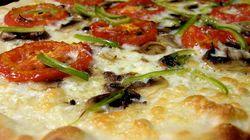 Esta pizza (e outras coisas) podem ficar mais caras por causa de quatro