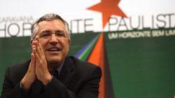 PSDB tenta ligar candidato a governador de SP pelo PT ao deputado