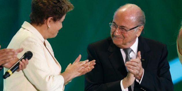 Copa 2014: Blatter afirma que Mundial do Brasil será o