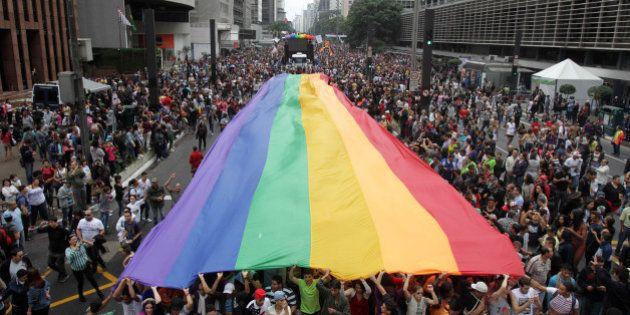 Parada Gay de São Paulo de 2014 vai exigir a criminalização do assassinato de
