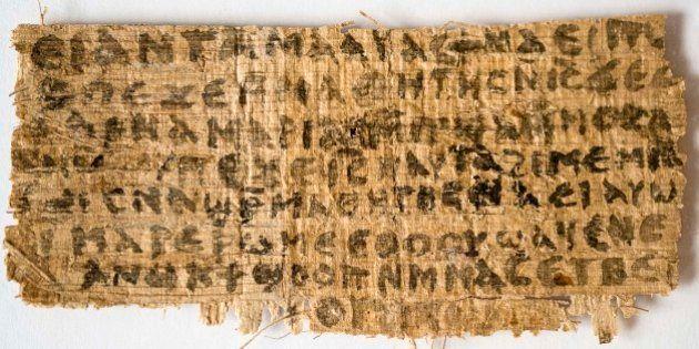 Papiro que fala em
