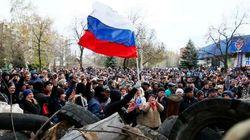 Cada vez mais tenso: manifestantes ocupam prédios e Ucrânia convoca reunião de