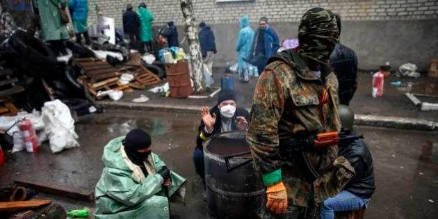 Ucrânia anuncia ofensiva de
