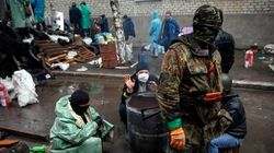 Ucrânia anuncia ofensiva contra rebeldes