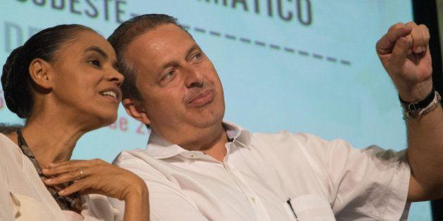 Eleições 2014: Eduardo Campos e Marina anunciam candidatura a presidente e a