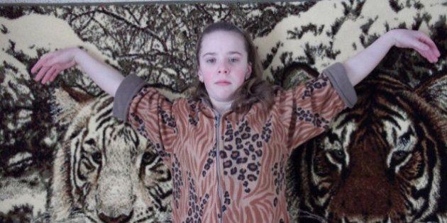 Imagens provam o amor da população russa por tapetes