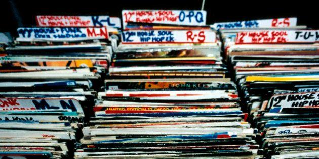 Os achados do Record Store